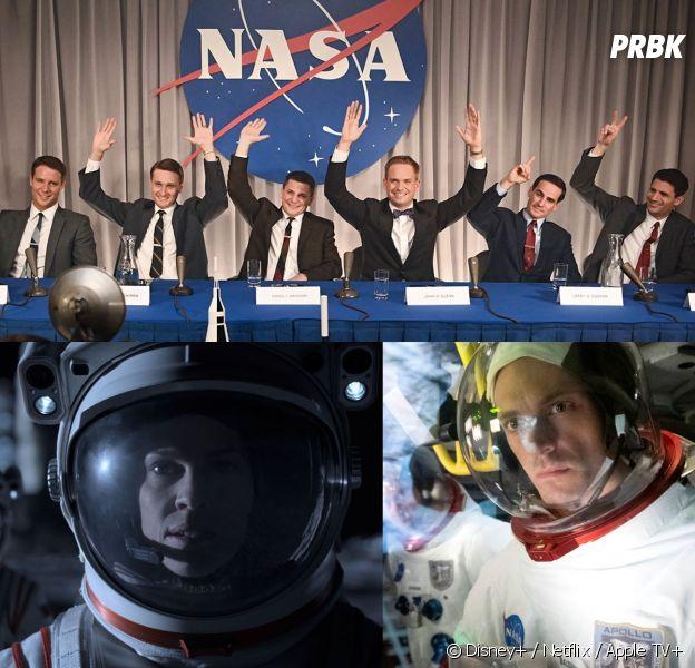 L'étoffe des héros, Away, For All Mankind... 7 séries qui nous emmènent dans l'espace