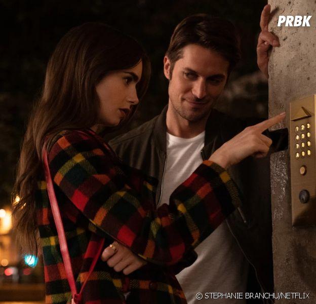 Emily in Paris : Lucas Bravo (Gabriel) répond aux critiques sur les clichés dans la série Netflix