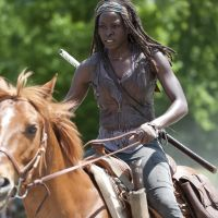 The Walking Dead : le retour de Michonne confirmé, mais où ?