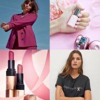 Octobre Rose : Etam, Mango, Mini Macaron... Les marques de mode et de beauté se mobilisent