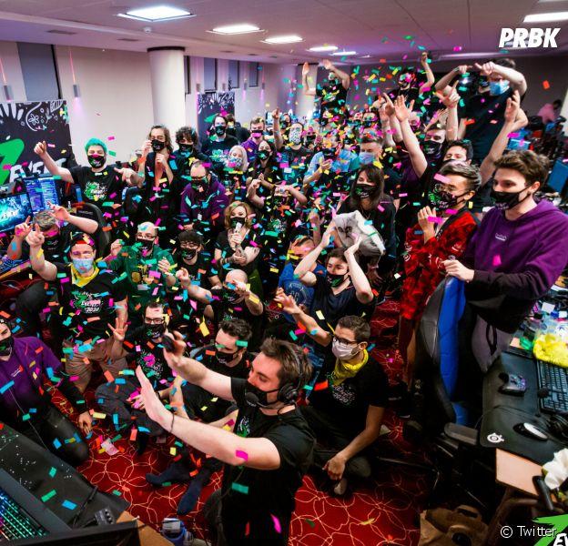ZEvent 2020 : record battu, l'event sur Twitch a récolté plus de 5,7 millions d'euros