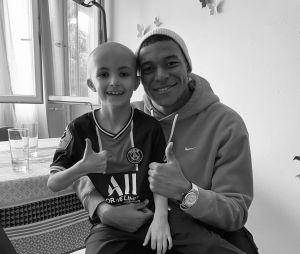 Kylian Mbappé annonce la mort de Lucas, 8 ans, fan du PSG