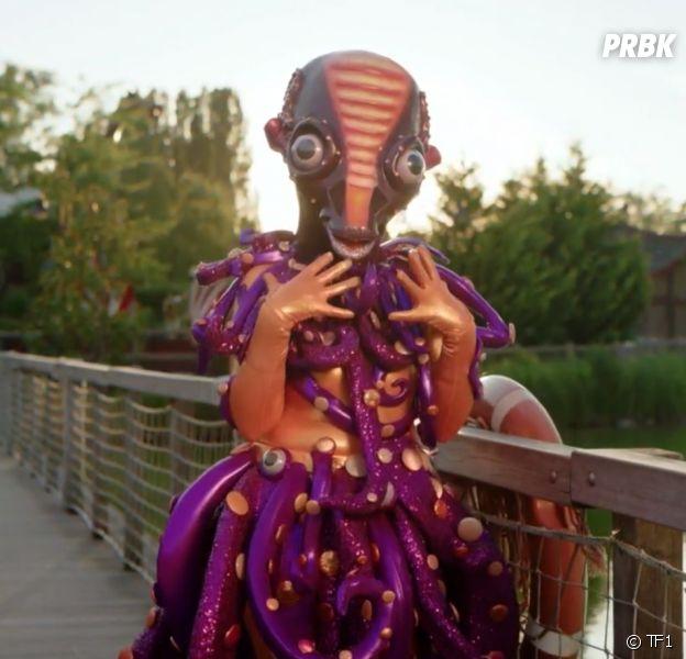 Mask Singer 2 : quelle célébrité est la pieuvre ? Les indices sur son identité