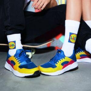 Alerte : les sneakers Lidl débarquent en France, préparez-vous au drop