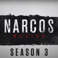 Narcos Mexico : une saison 3 commandée par Netflix, un départ en vue ?