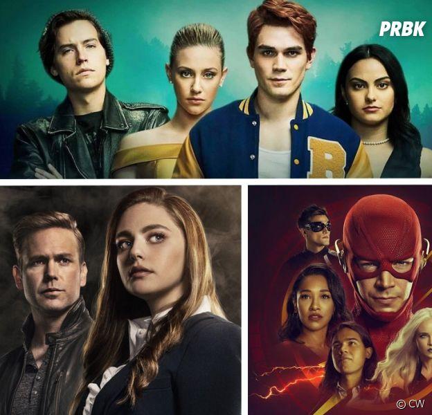 Riverdale, The Flash, Legacies... les dates de retour des séries de la CW enfin dévoilées