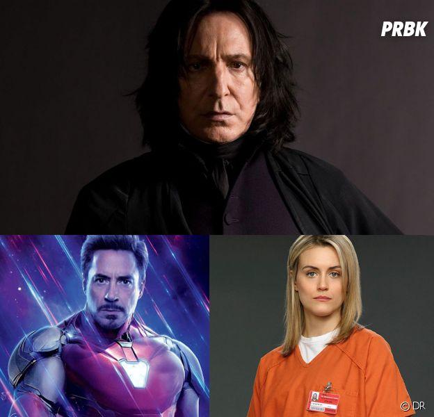 Harry Potter, Avengers... 12 personnages de films et de séries inspirés de vraies personnes