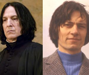 John Nettleship a inspiré Severus Rogue dans Harry Potter