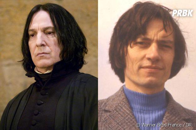 John Nettleship a inspiré Severus Rogue dans Harry Potter