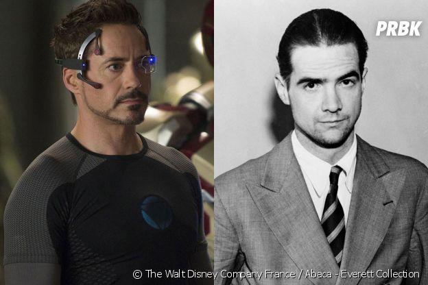 Howard Hughes a inspiré le personnage de Tony Stark dans les comics Iron Man