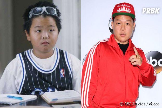 Eddie Huang (à droite) de Bienvenue chez les Huang a réellement existé