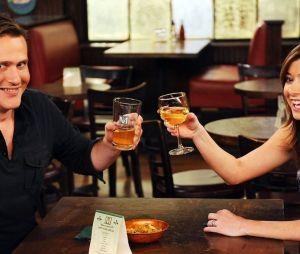 Marshall et Lily dans How I Met Your Mother