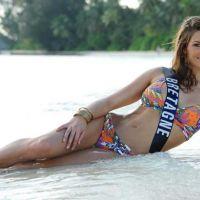 Laury Thilleman Miss France 2011 ... ''poser nue ne me viendrait jamais à l'idée''