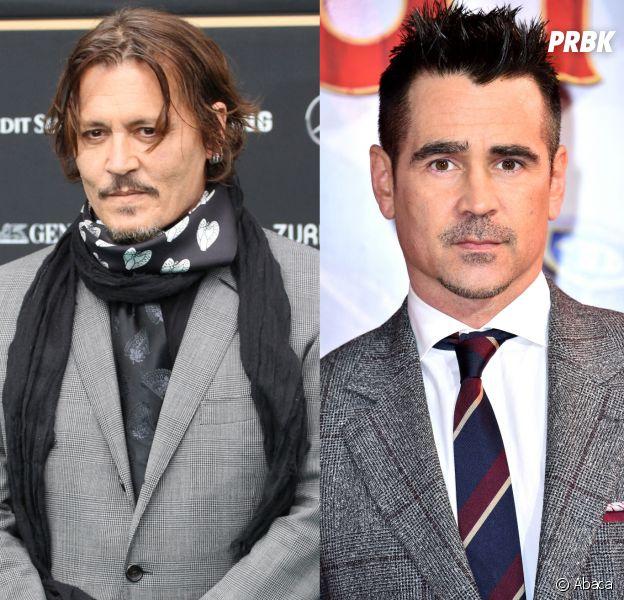 Les Animaux Fantastiques 3 : Johnny Depp remplacé par Colin Farrell ? La théorie des fans ne pourra peut-être pas se réaliser