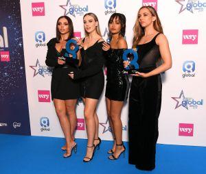 Little Mix : Jesy Nelson avec les autres membres