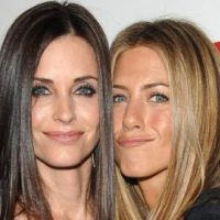 Courteney Cox ... ''Jennifer Aniston a été merveilleuse pendant ma rupture''