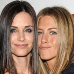 Courteney Cox ... ''Jennifer Aniston a été merveilleuse pendant ma rupture''