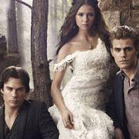 The Vampire Diaries saison 2 ... Katherine et Elena ... même l'actrice a du mal à les différencier