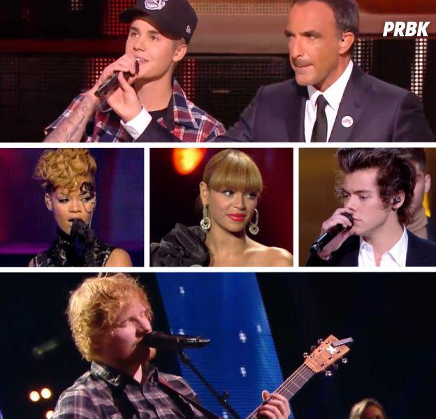 Rihanna, Justin Bieber, Beyoncé... quand les stars font le show aux NRJ Music Awards