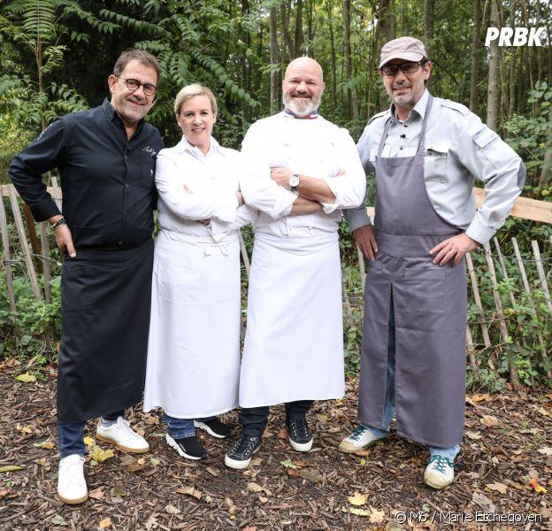 Top Chef 2021 : Hélène Darroze, Michel Sarran, Philippe Etchebest et Paul Pairet de retour dans le jury