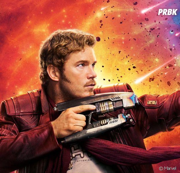 Les Gardiens de la Galaxie : Star-Lord fait son coming-out bi dans les comics