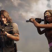 Fortnite : Daryl et Michonne de The Walking Dead débarquent enfin dans le jeu vidéo