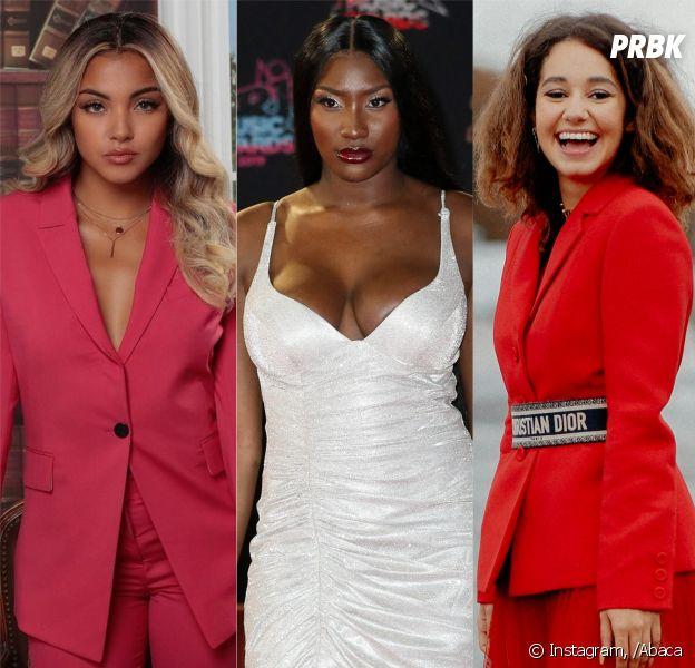 Wejdene, Aya Nakamura, Léna Situations... Les tops des chanteuses et des influenceurs en 2020