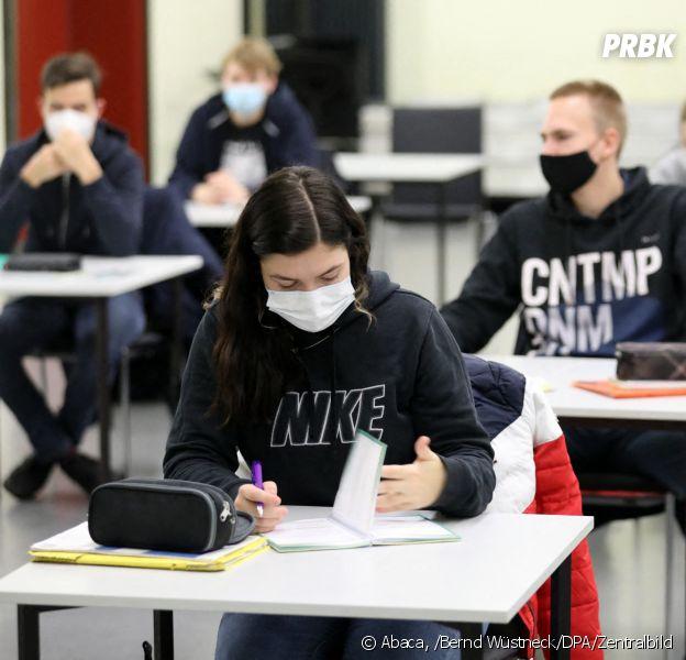 Coronavirus : report du bac 2021, jauge de 50% dans les lycées, vacances d'hiver... Jean-Michel Blanquer fait le point