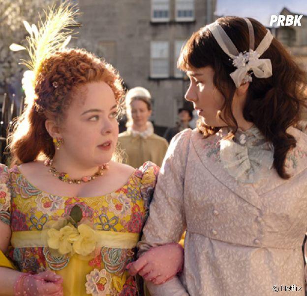 La Chronique des Bridgerton : Nicola Coughlan (Penelope Featherington) raconte comment elle a blessé sa co-star Claudia Jessie (Eloise Bridgerton) sur le tournage