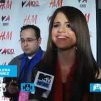 Selena Gomez ... elle considère Justin Bieber comme son petit frère