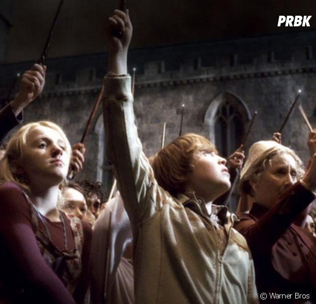 Harry Potter : pourquoi on n'a pas vu les funérailles de Dumbledore dans les films