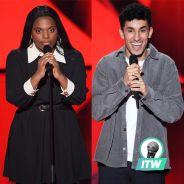 Mentissa et Youssef (The Voice 2021) : Glee, chanter dans la rue... Ils se confient (Interview)