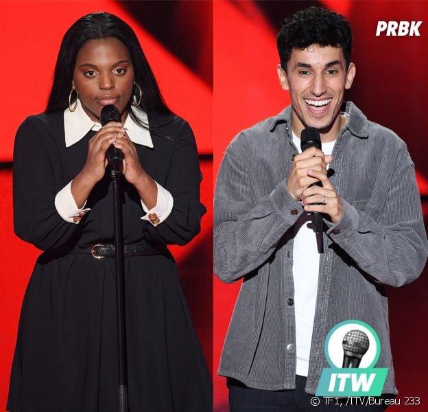 The Voice 2021 : Mentissa et Youssef se sont confiés en interview à PRBK