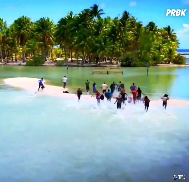 Koh Lanta 2021  : découvrez les premières images de la nouvelle saison de l'émission animée par Denis Brogniart, qui a été tournée en Polynésie française