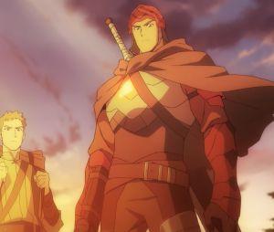 DOTA : Dragon's Blood : le jeu vidéo devient une série d'animation sur Netflix