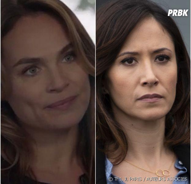 Section de recherches saison 14 : Sandrine ambigüe avec Jeanne ? Mélanie Maudran se confie