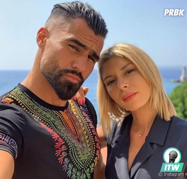 """Jonathan (La Villa 6) réagit à l'arrivée de son ex Sarah Lopez : """"Elle est venue pour se venger"""" (Interview)"""