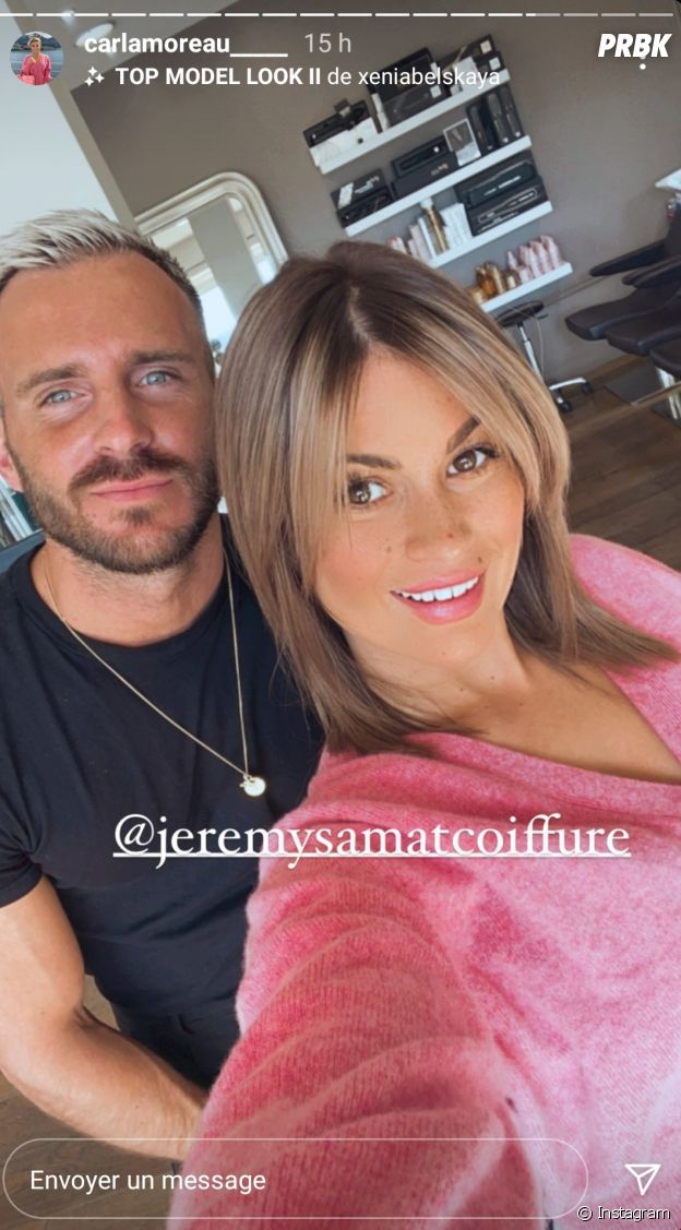 Carla Moreau (Les Marseillais à Dubaï) de retour sur Instagram après l'affaire de sorcellerie : transformée, elle affiche sa perte de poids et sa nouvelle tête et remercie ses abonnés pour leur soutien