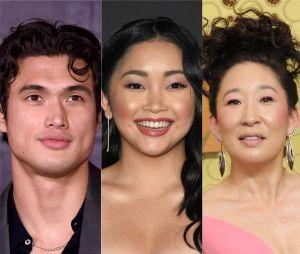 Charles Melton, Lana Condor, Sandra Oh... Les stars s'engagent pour le mouvement #StopAsianHate