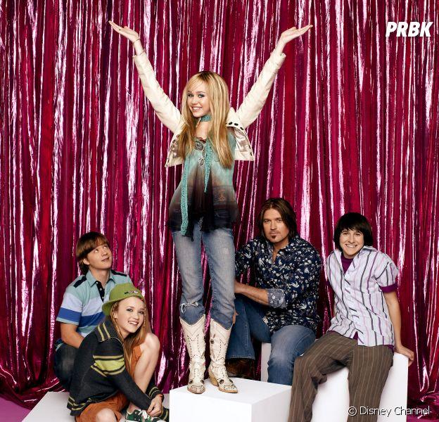 Miley Cyrus, Emily Osment... l'avant/après des acteurs d'Hannah Montana pour les 15 ans de la série