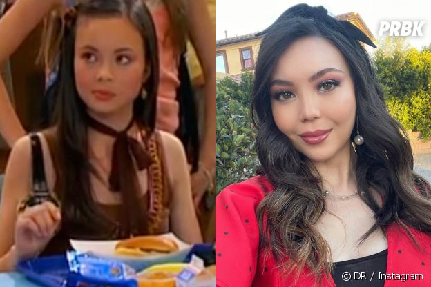 Anna Maria Perez de Tagle dans la saison 1 de Hannah Montana VS aujoud'hui