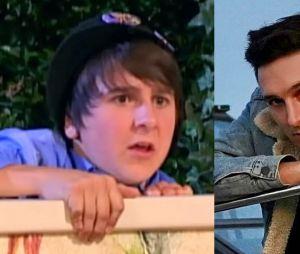 Mitchel Musso dans la saison 1 de Hannah Montana VS aujoud'hui