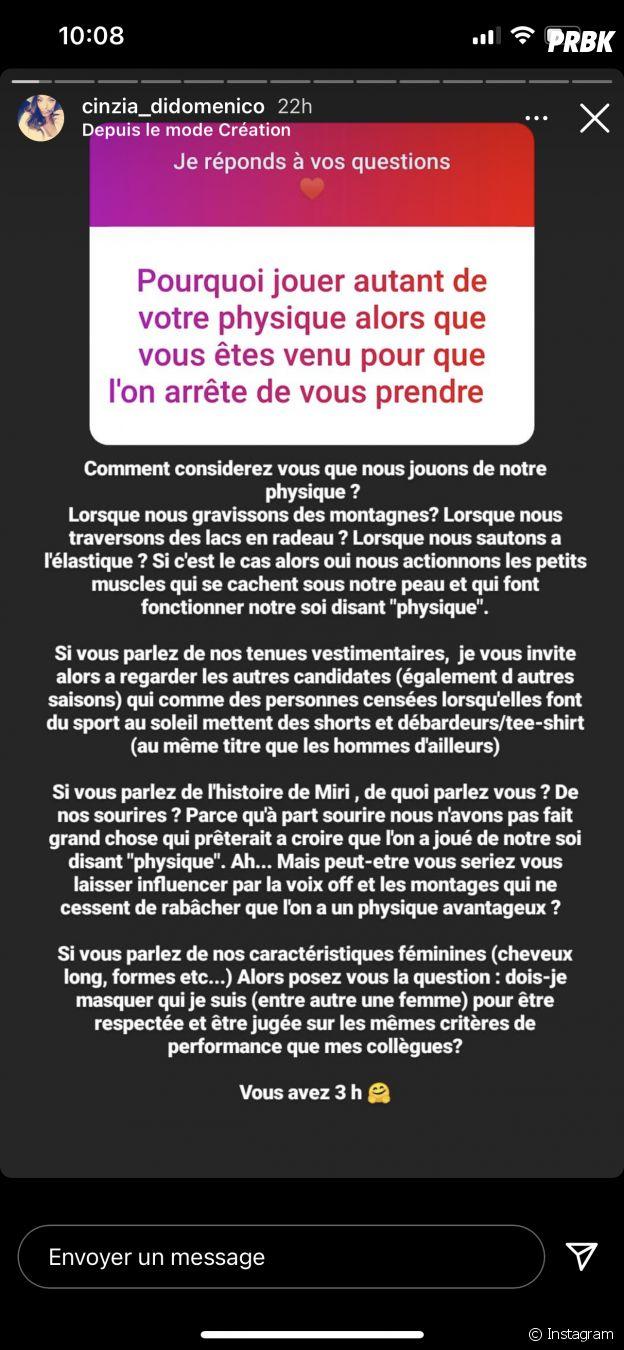 """Cinzia (Pékin Express 2021) et Rose-Marie qualifiées de """"bimbos"""" : coup de gueule sur Instagram"""