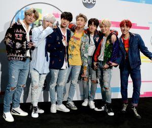 BTS interprête Dynamite dans America's Got Talent