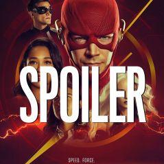 The Flash saison 7 : Barry et Iris vont bientôt rencontrer... leur fils du futur