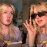 La TikTokeuse Marine Dove parodie les films pour ados et c'est absolument génial