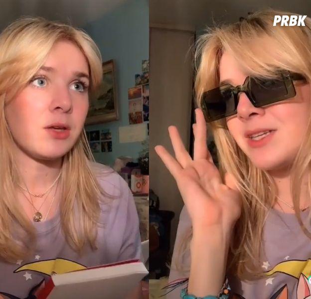 Marine Dove : cette TikTokeuse parodie les films pour ados et c'est génial