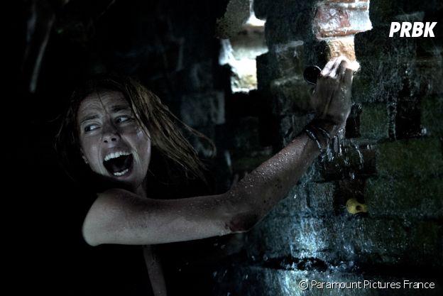 Kaya Scodelario dans Crawl