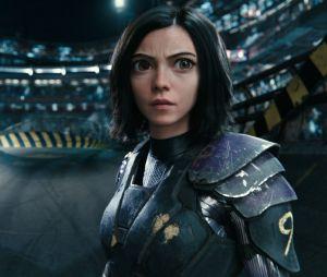Rosa Salazar dans Alita : Battle Angel
