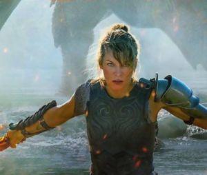 Bande-annonce de Monster Hunter avec Milla Jovovich